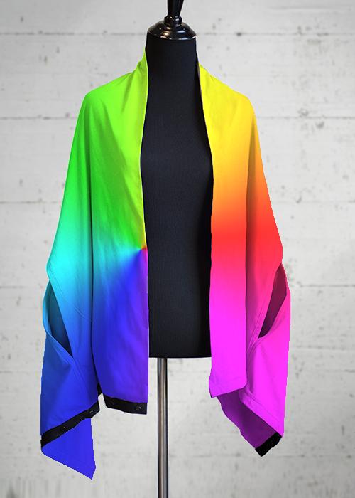 Multi-Wear Wrap - MultiWearWrap16 by VIDA VIDA INGX34n6tY