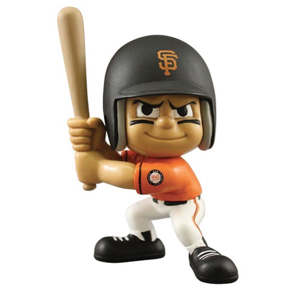 San Francisco Giants MLB Lil Teammates Vinyl Batter Sports Figure (2 3/4inches Tall) (Series 4)