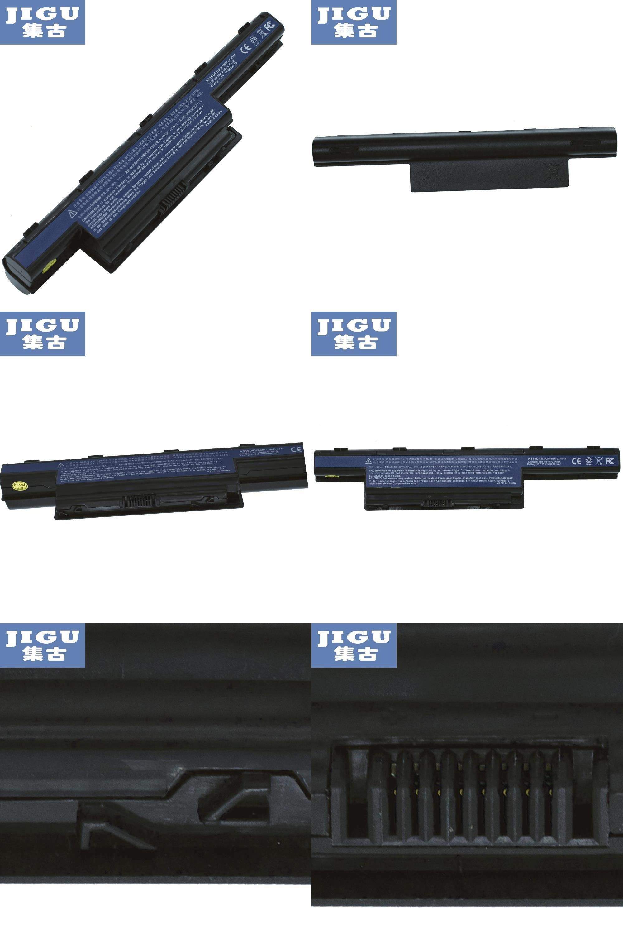 Visit To Buy Jigu Laptop Battery For Acer Aspire V3 V3 471g V3 551 V3 551g V3 571 V3 571g V3 771 V3 771 6683 V3 Laptop Battery Acer Aspire Laptop Accessories