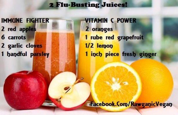 Beat the flu!