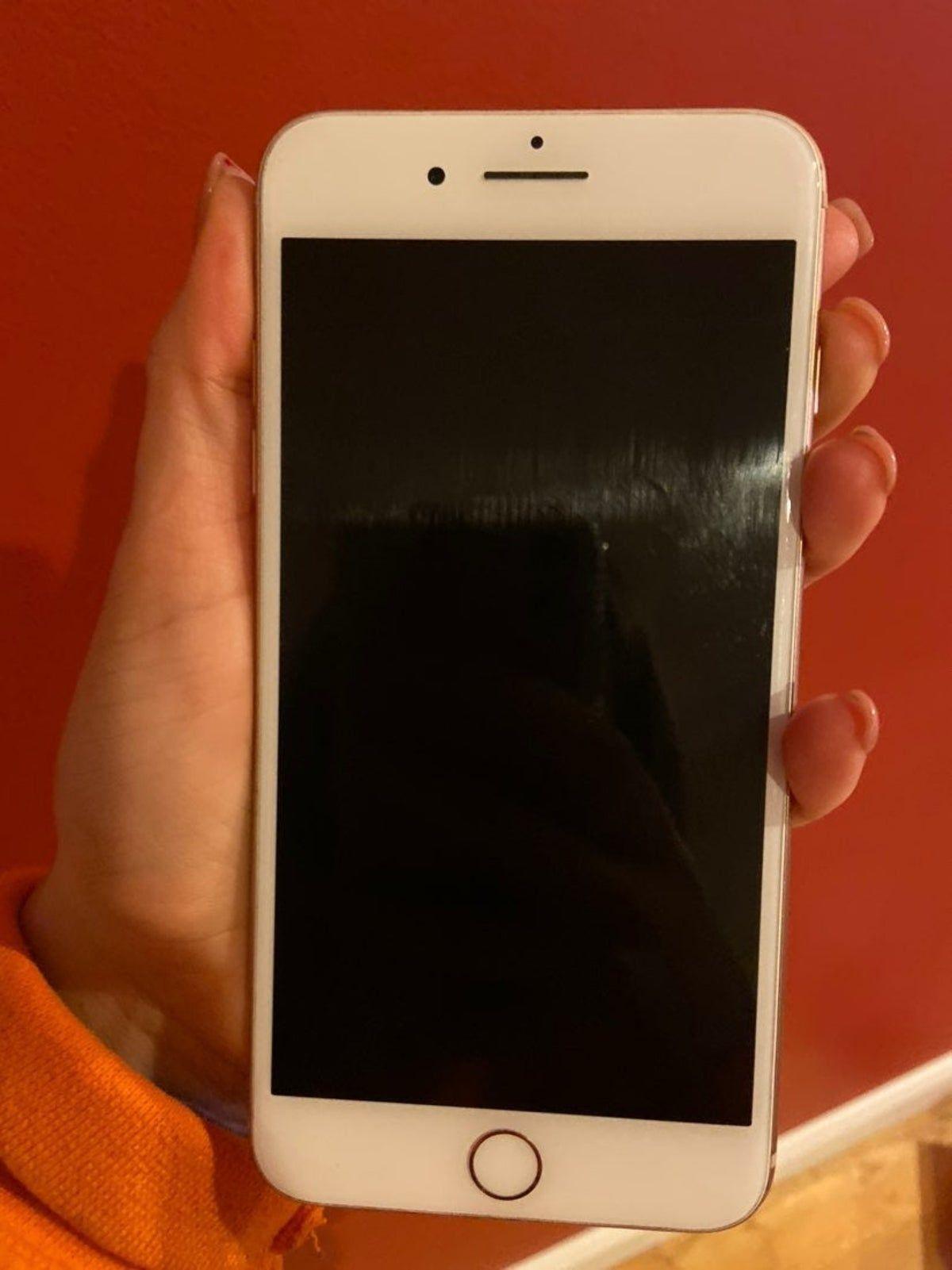 Iphone 8 Plus Gold 64 Gb T Mobile Iphone Iphone 8 Plus Iphone 8