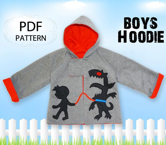 Boys Patterns, Jacket Patterns, Coat Patterns, Boys Sewing Patterns ...