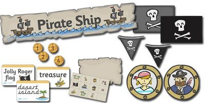 Pirates role-play pack