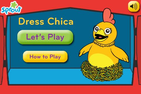 Dress Chica (from Sprout Channel) | For Kids | Disney characters