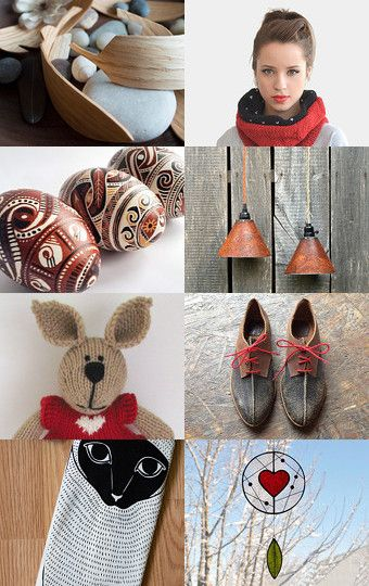 Easter Decor and Gifts by Marylène Chauveau on Etsy--Pinned with TreasuryPin.com