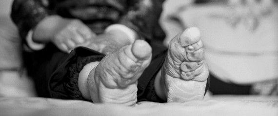 The Last Women Foot Binders Of China Deserve To Be Seen. Do not judge - what is currently done, in our U.S. culture, in the name of beauty or status, is equally disfiguring, unnatural and horrifying. Oh, beauty...