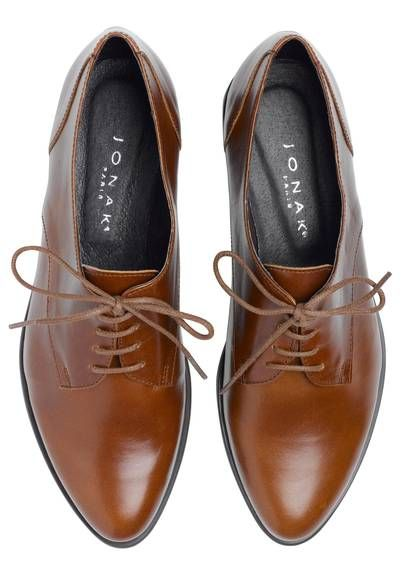 869d813676 Derbies cuir BARK by JONAK … | MODE CHAUSSURES en 2019…