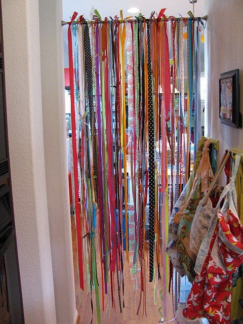 Ribbon Doorway Curtain Ribbon Curtain Doorway Curtain Curtains