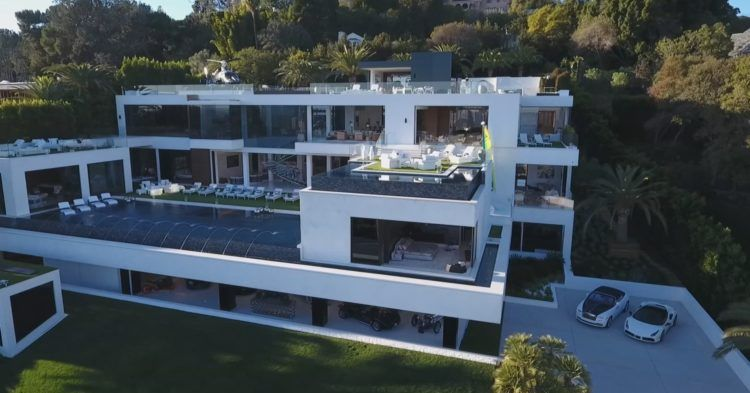 Swell This Is The Most Expensive House In California Real Estate Interior Design Ideas Clesiryabchikinfo