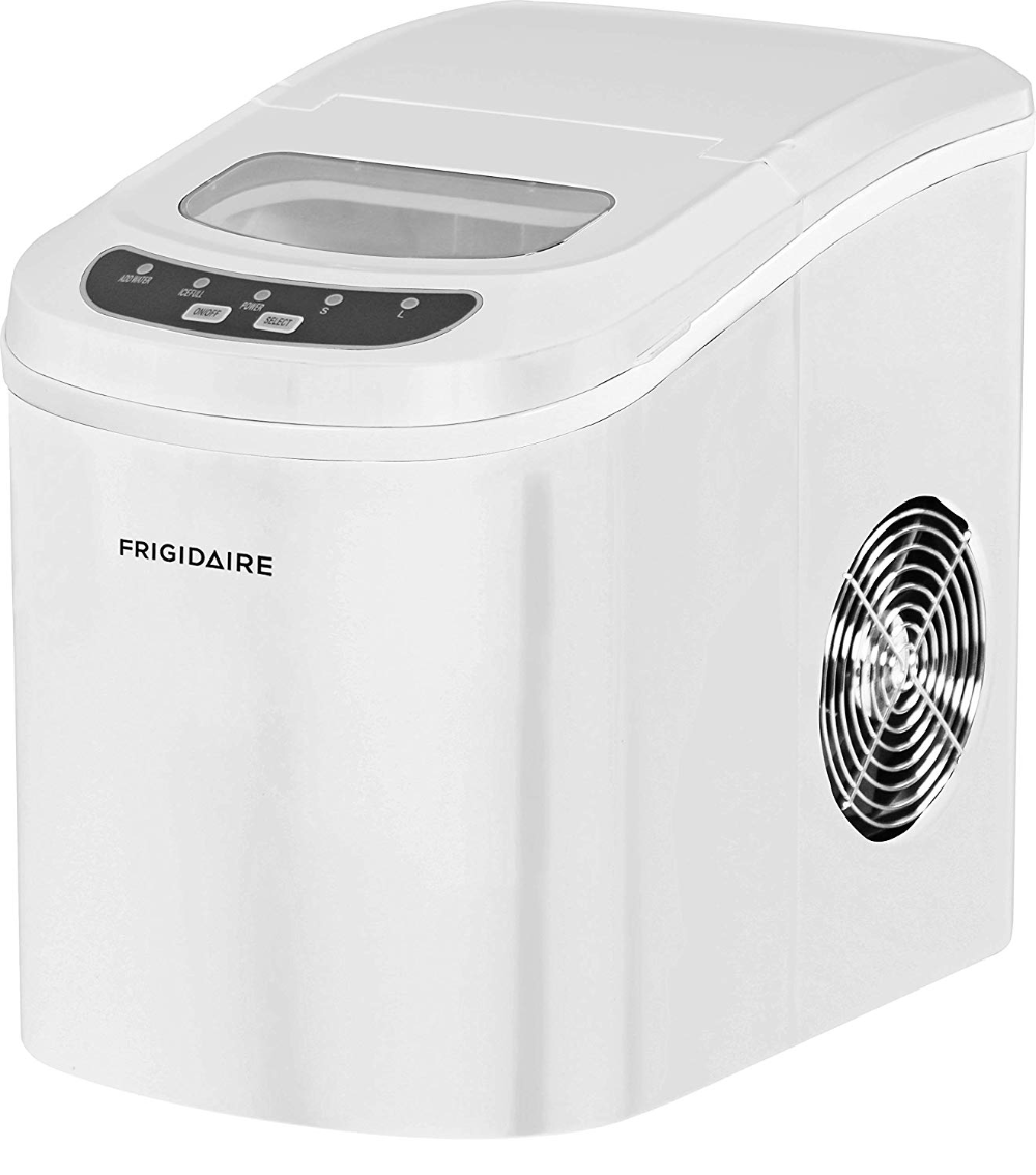 Amazon Com Frigidaire 26 Lbs Countertop Ice Maker Blue Gateway