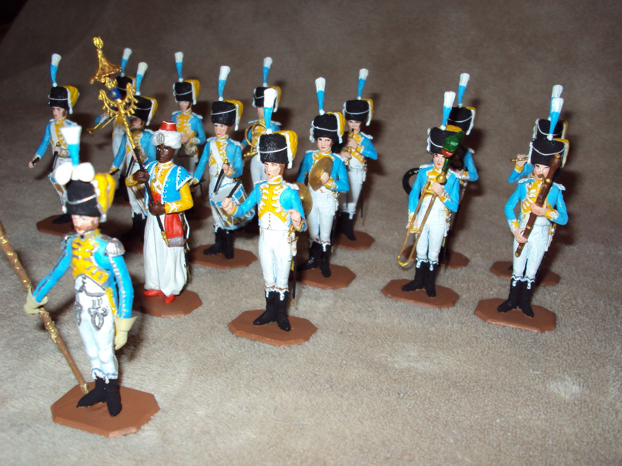 Band of the  3rd Grenadier Regt. Guard (Dutch)