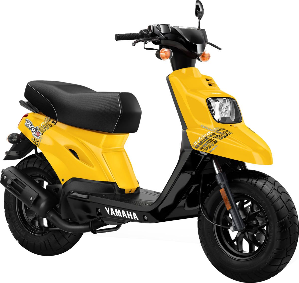 Yamaha présentation des Bw's et Aerox 2016 Motor