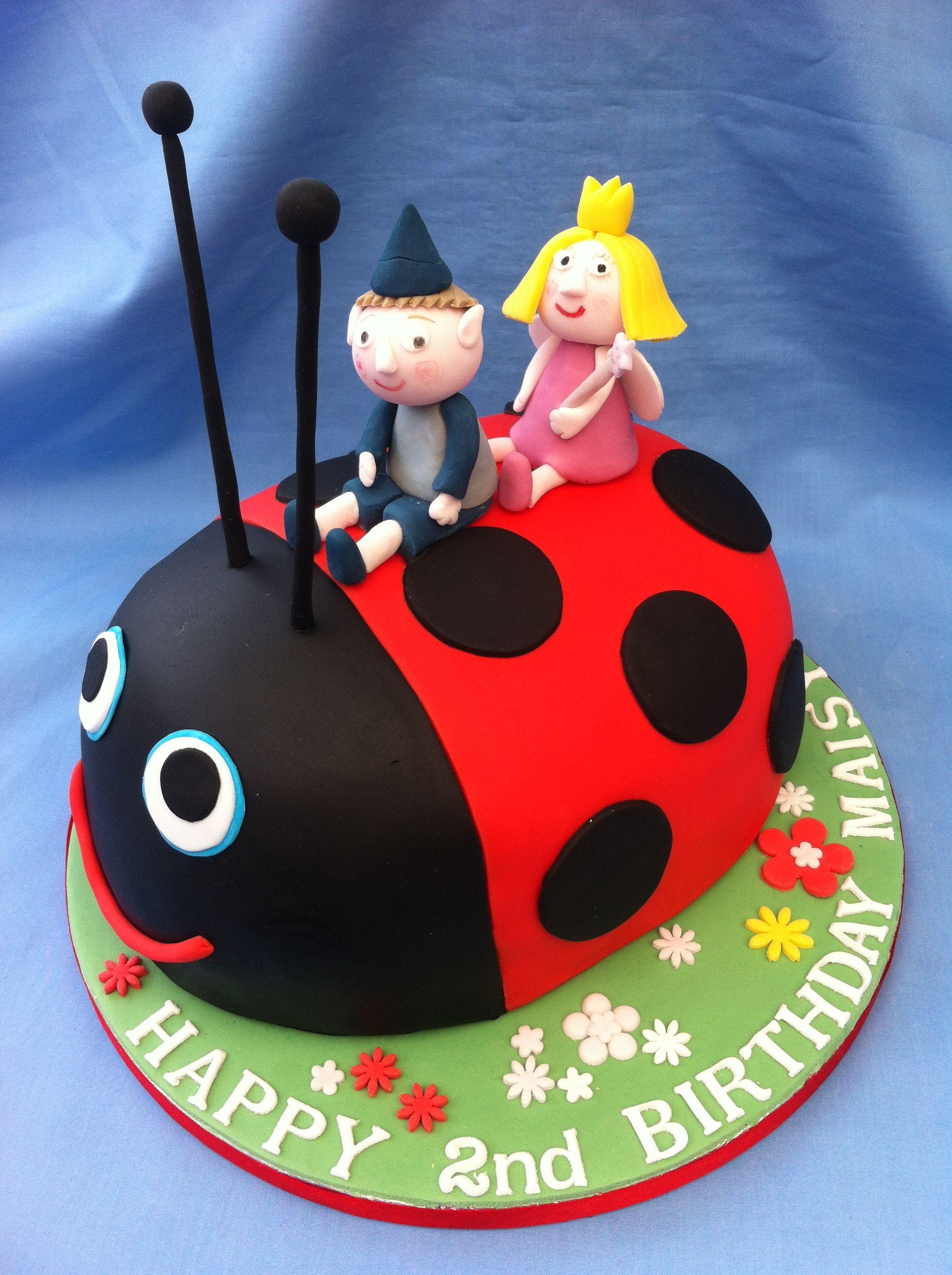 Pin On Birthday Cake Holly 6