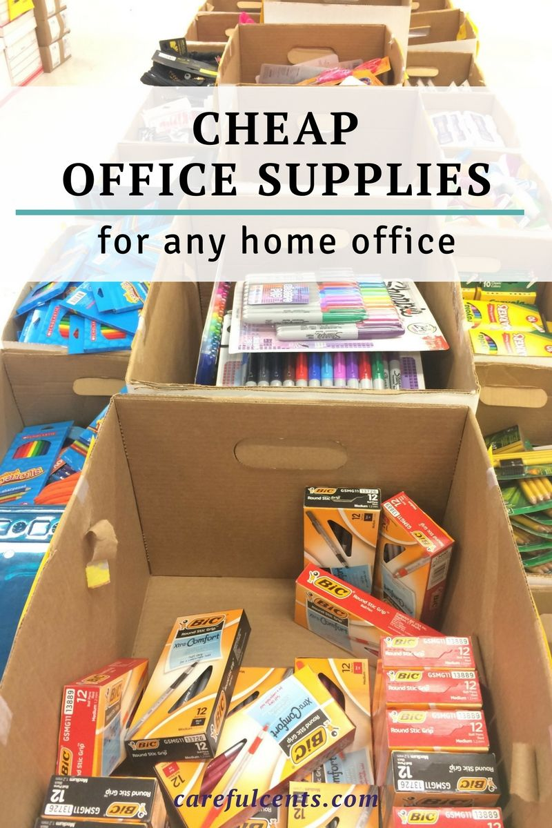 10 Best Sites For Cheap Office Supplies For Any Home Office    Youu0027ll