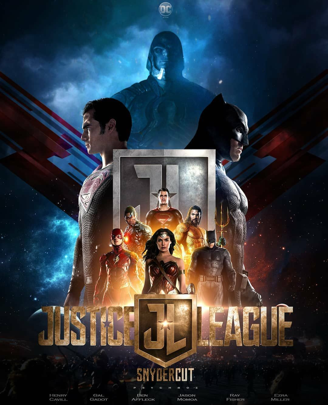 12 Best Zack Snyder S Justice League Movie Poster 2021 Ideas Justice League League Dc Comics