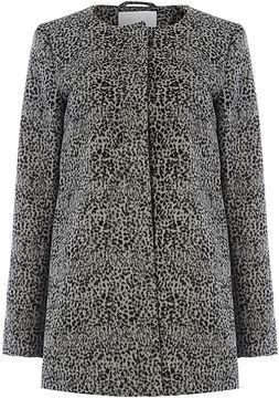 40f4e2b744 Vila Leopard coat on shopstyle.co.uk   CLOTHING/   House of fraser ...