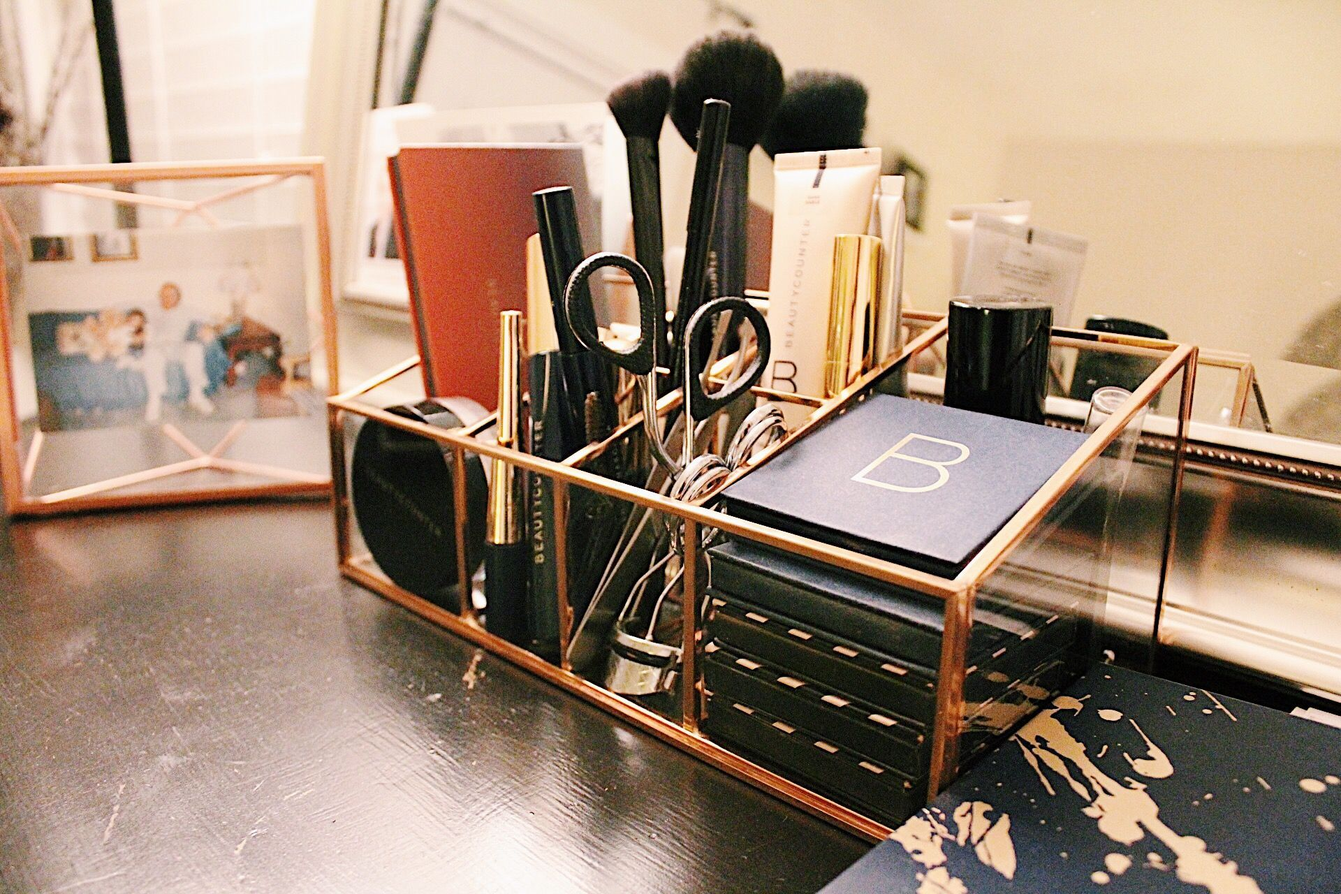 Makeup Organizers Target Endearing I Secretly Love To Organize This Threshold Makeup Organizer From Decorating Design