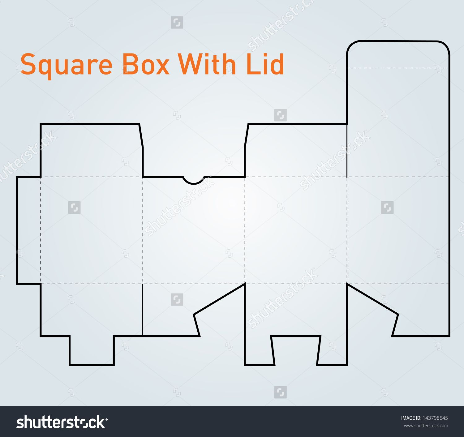 Packaging square box lid template vector stock vector 143798545 packaging square box lid template vector stock vector 143798545 1500x1413 jpeg pronofoot35fo Gallery