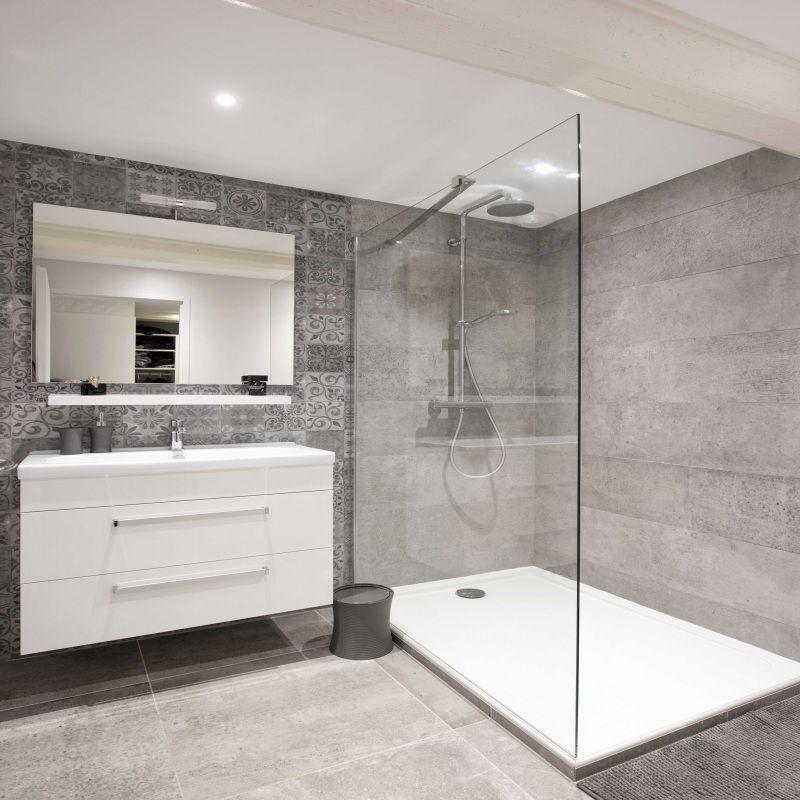 de bain avec douche italienne 2019