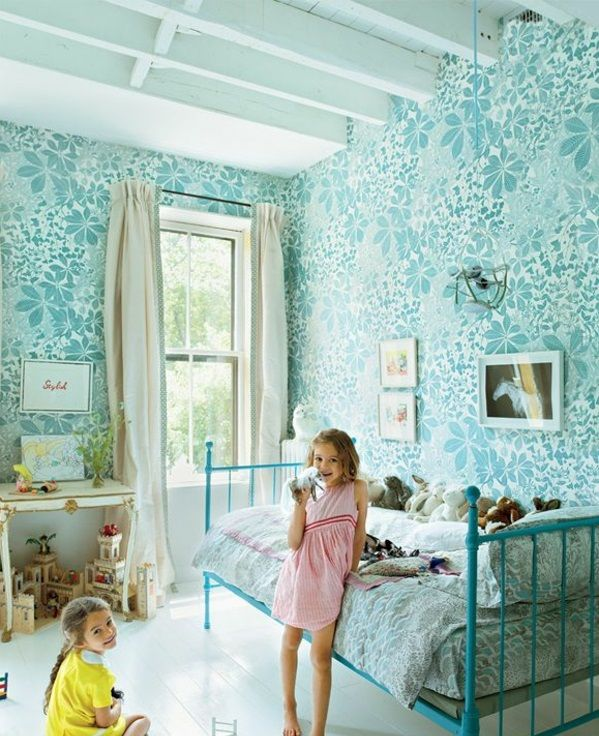 kinderzimmer tapeten farbige ideen f r ihr interieur pinterest kinderzimmer tapete farbig. Black Bedroom Furniture Sets. Home Design Ideas