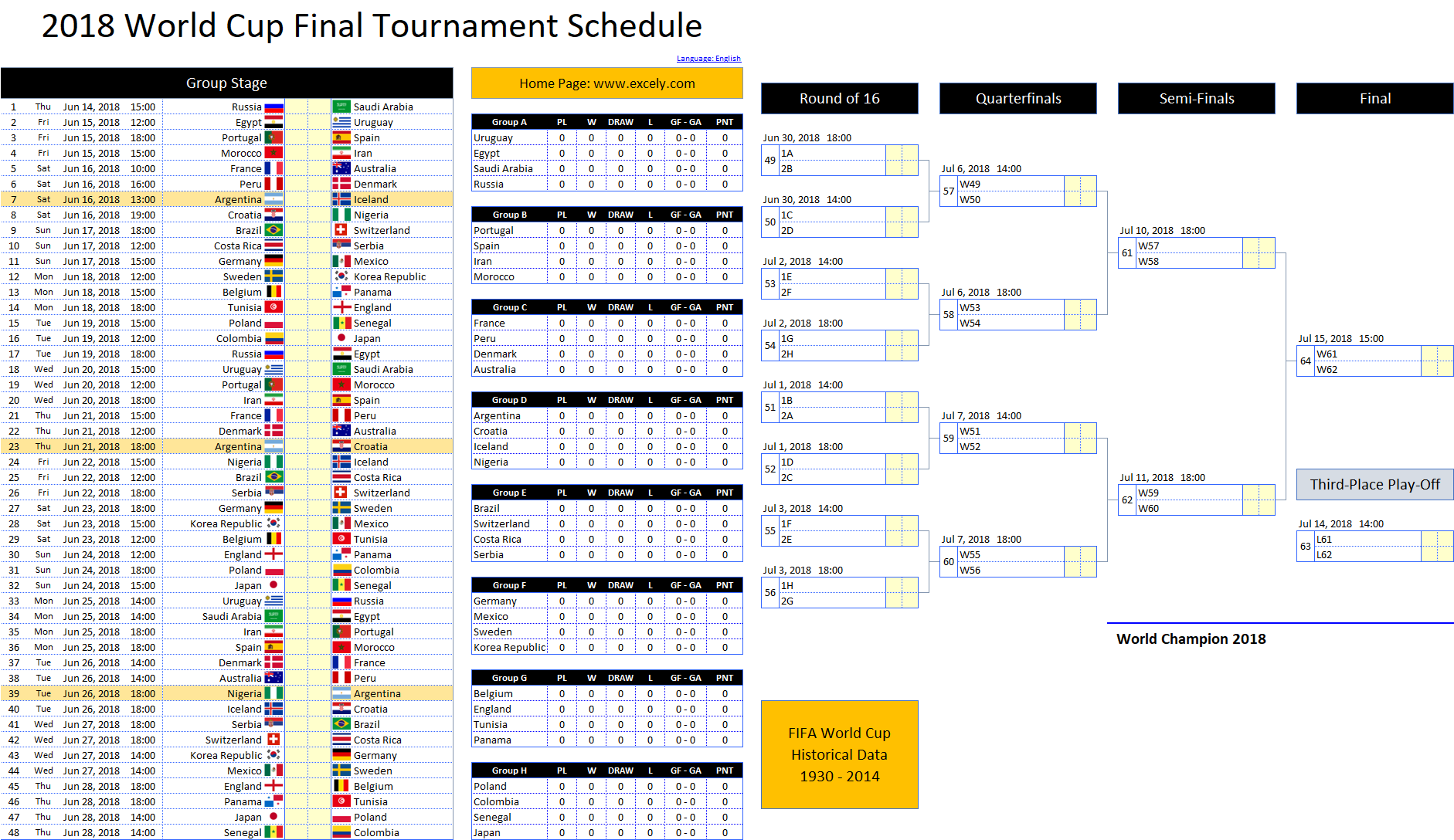 football pool template excel gallery templates exle free world cup