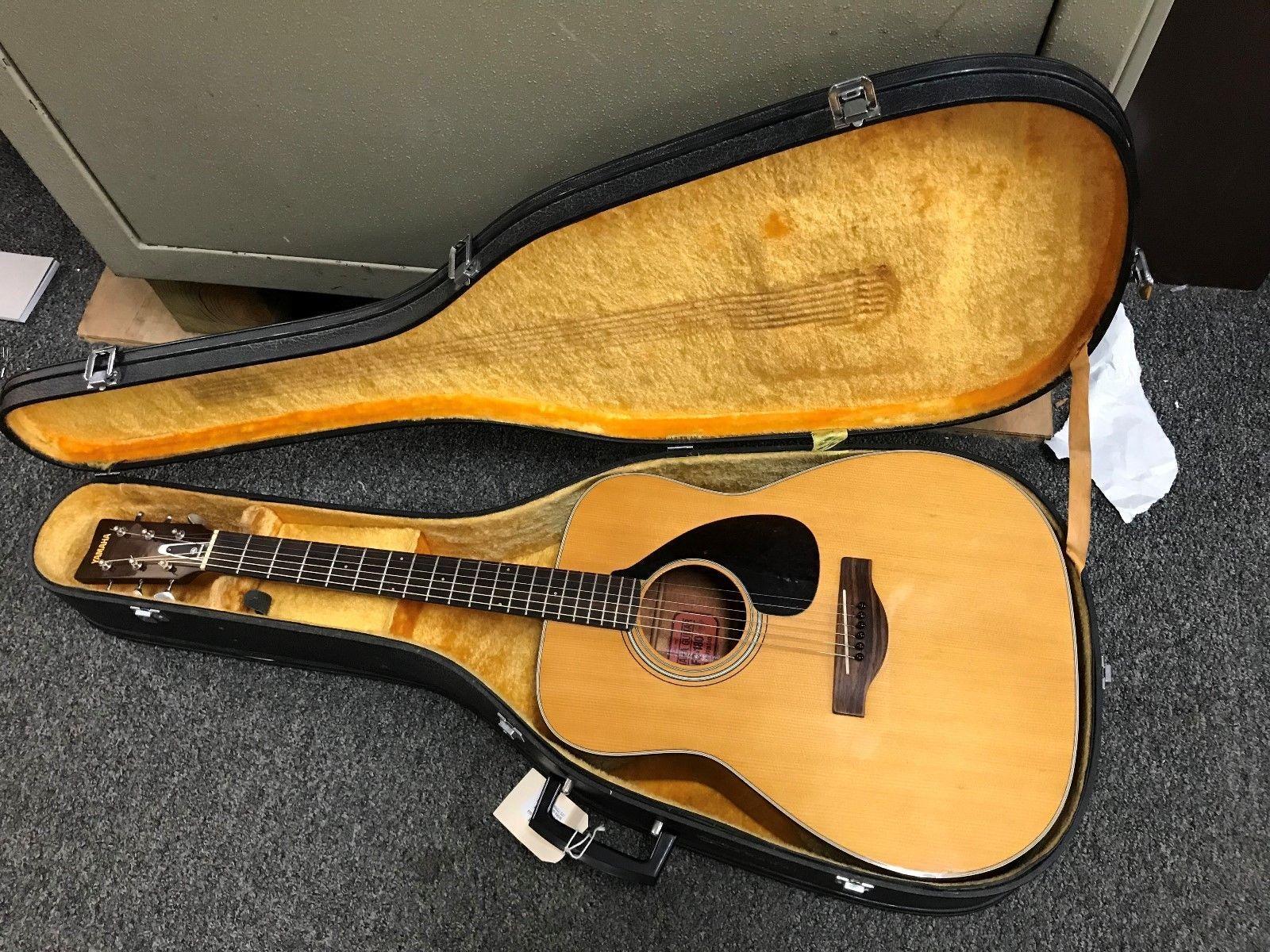Guitar Vintage Yamaha Fg 180 Nippon Gakki Guitar Red Label Made In Japan W Case Please Retweet Vintageguitars Yamaha Guitar Guitar Acoustic Guitar Chords