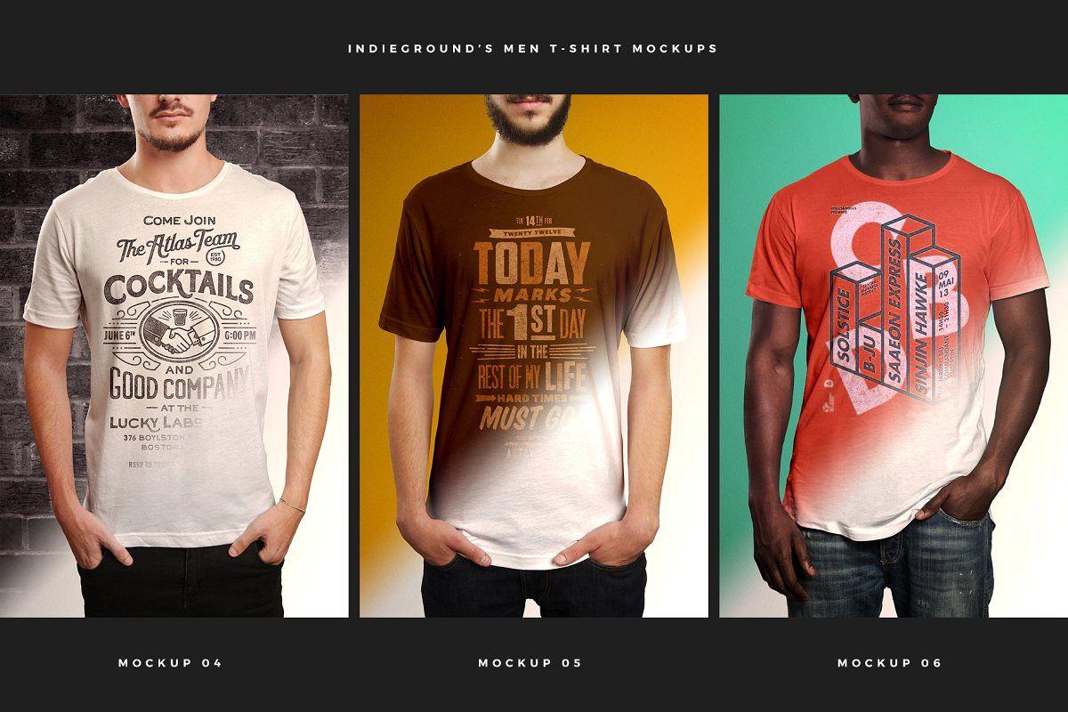Download T Shirt Mockups Bundle Shirt Mockup Tshirt Mockup Mens Tshirts