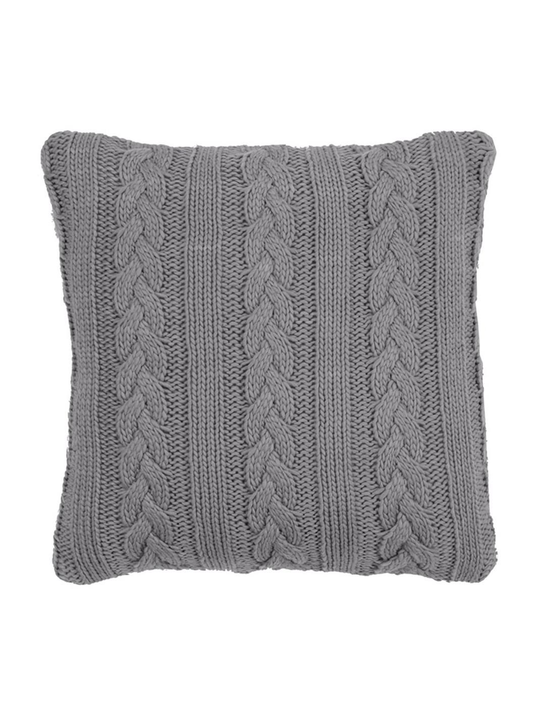 Ideal home knitted cable cushion cable living rooms and room