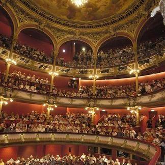 Lyon Theatre Des Celestins Grande Salle Lyon City Lyon