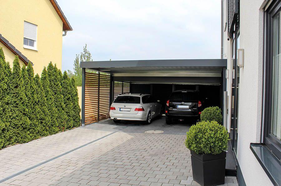 Pin by Fabien Bzh on Garage Pinterest Car ports, Driveway ideas - monter un garage en bois