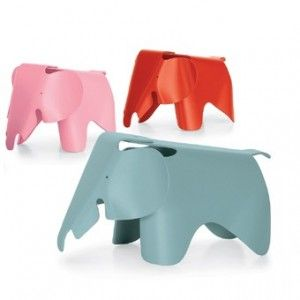 Chaise Elephant Pour Enfant Charles Ray Eames Vitra