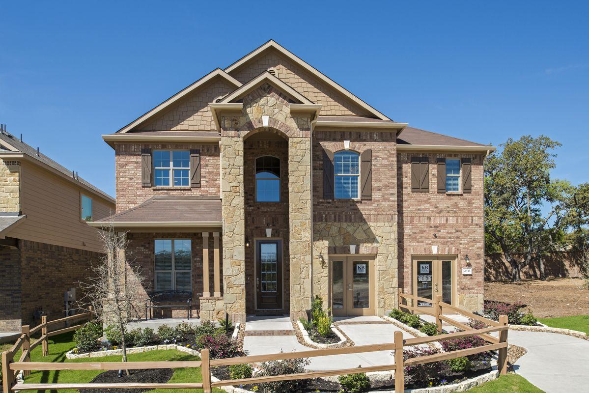 Park Vista San Antonio Tx Kb Home Kb Homes New Homes Model Homes