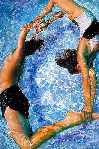Lorraine Shemesh Art: Amazing. This Is A Painting!! Lorraine Shemesh