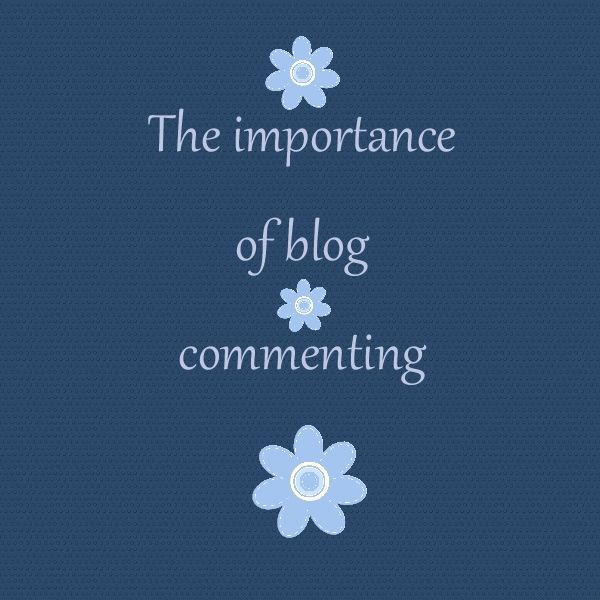 The importance of blog commenting | The How to Make Money Online Mom