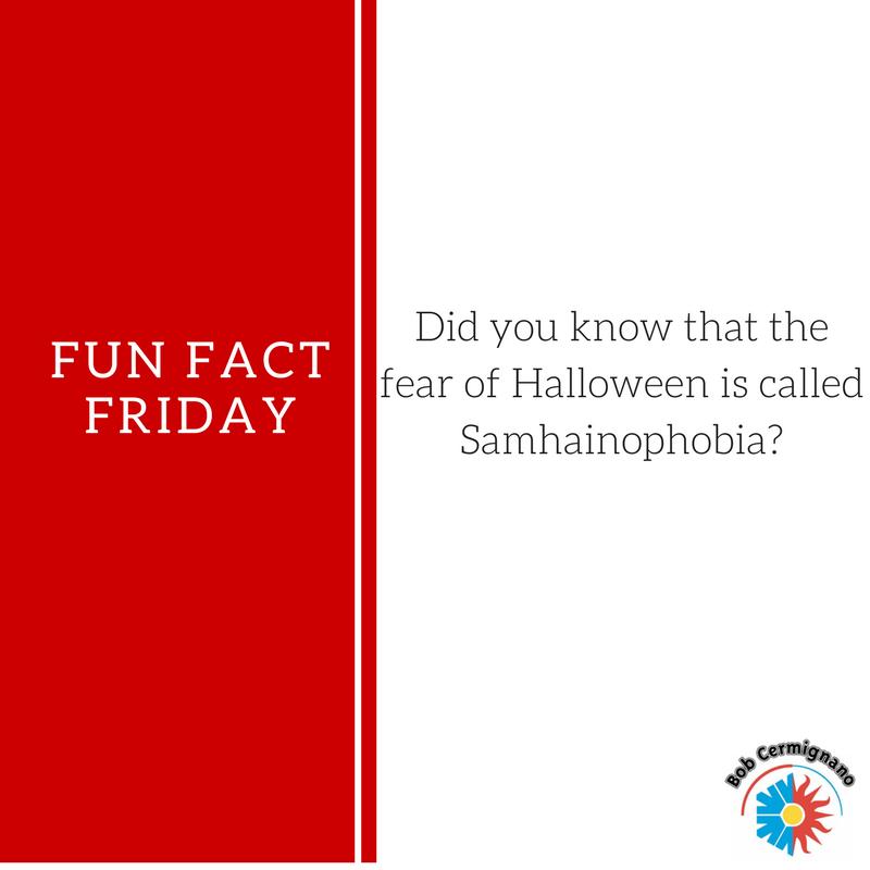 Fun Fact Friday October 26 2018 Fun Fact Friday Hvac Services