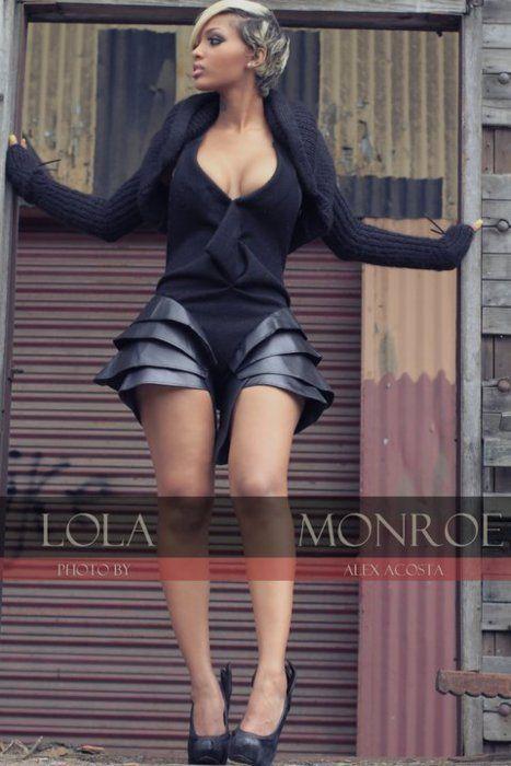 Lola Monroe Photo Shoot