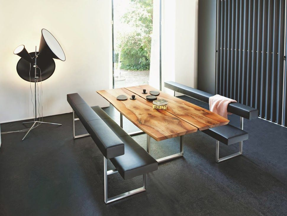 Corner Kitchen Table With Bench Grey Your Design For New Household Modern Dining