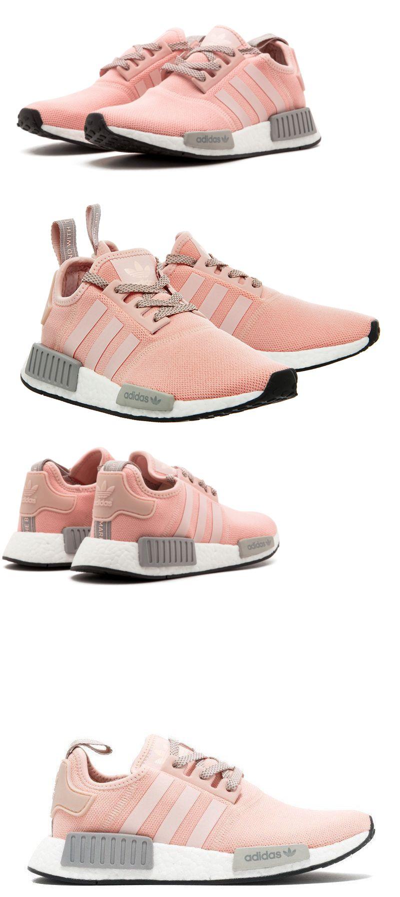atletico 95672: adidas nmd r1 by3059 donna rosa grigio vapore onyx
