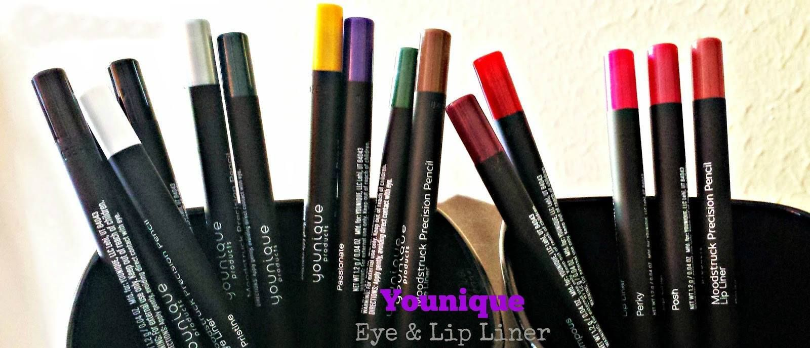 Our Liners are totally WOW! Why? They're super long lasting!! They have a soft glide-on application with excellent coverage and color and they're not waxy!! And best part? They're WATERPROOF and smudge proof!! Now, that's what I'm talking about!  INGREDIENT HIGHLIGHTS • Jojoba oil • Vitamin E • Vitamin C derivative • Hydrogenated Cottonseed Oil $15/each or 3/$40