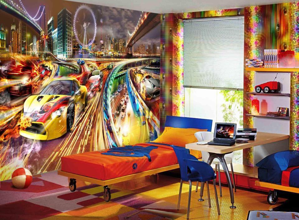 photo by Applico Album - Murals, Applico Murals in kids room Kids