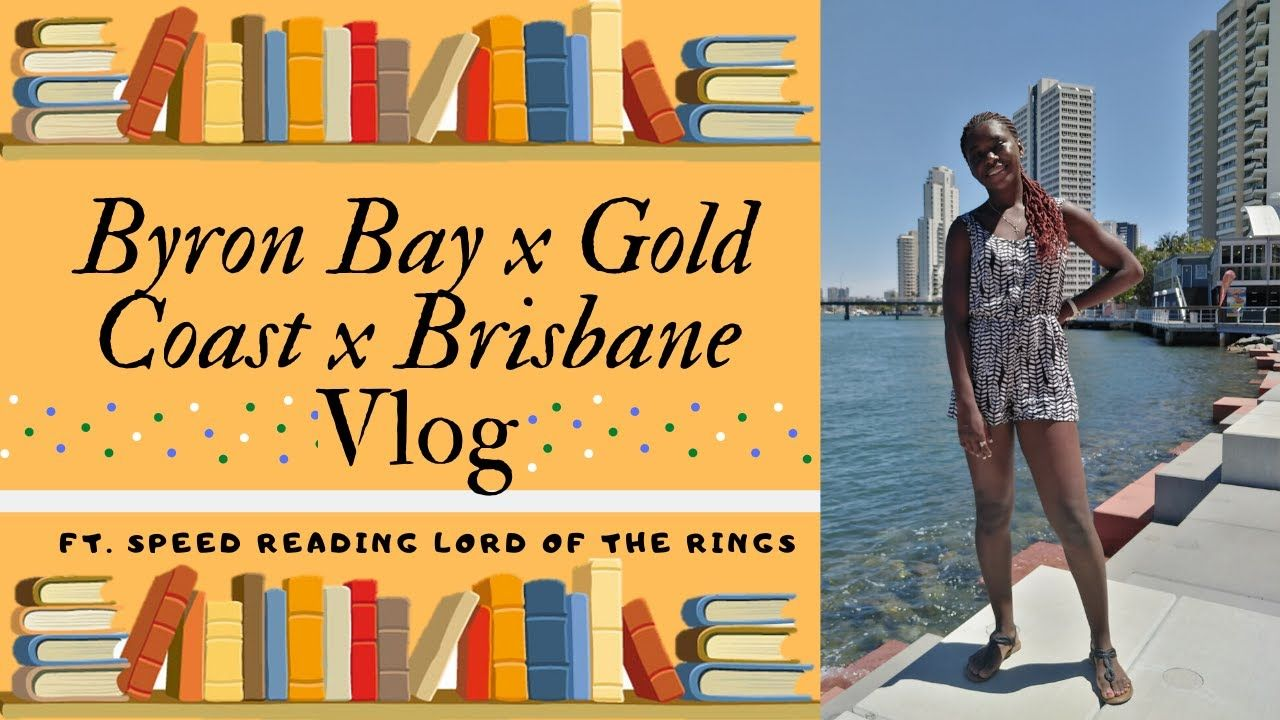 Byron bay x gold coast x brisbane vlog ft speed