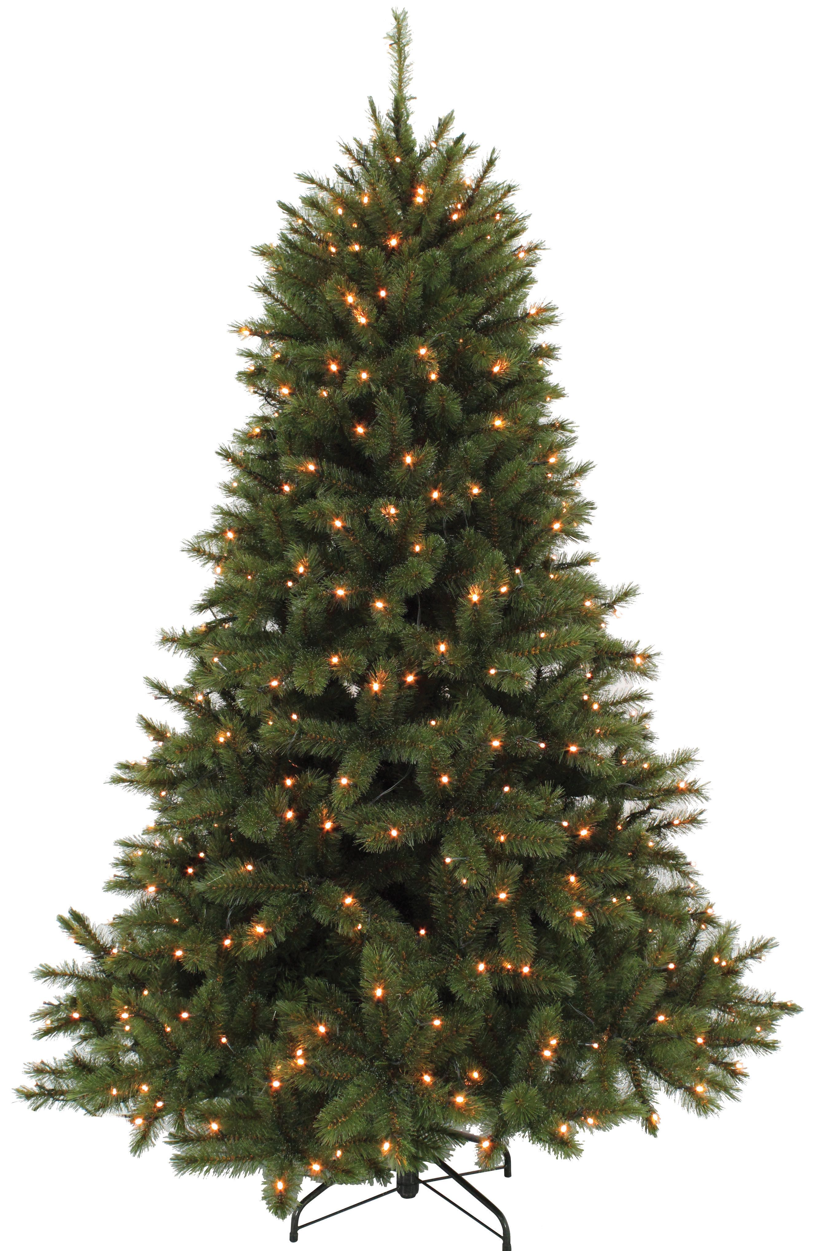 Volle\' kunstkerstboom met stevige takken en energiezuinige LED ...