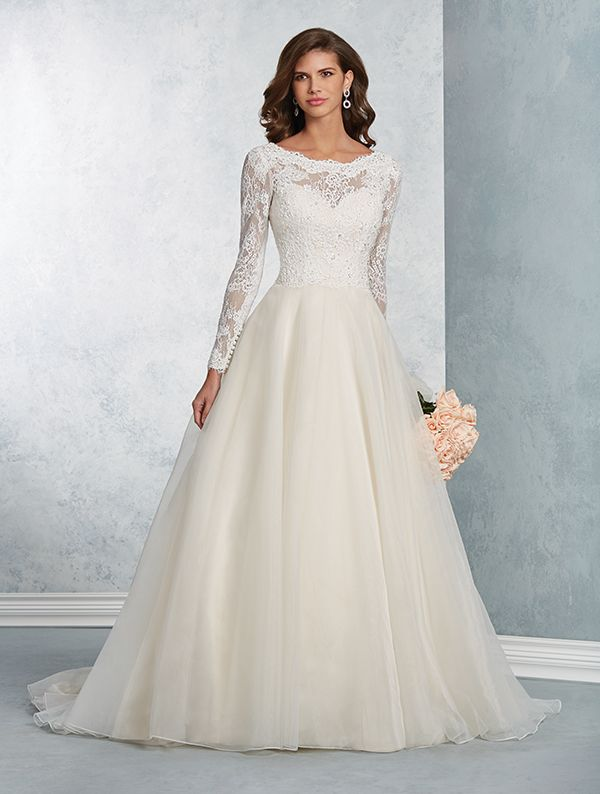 Traditional Lace Wedding Dress With Long Sleeves Umm One Day Maybe