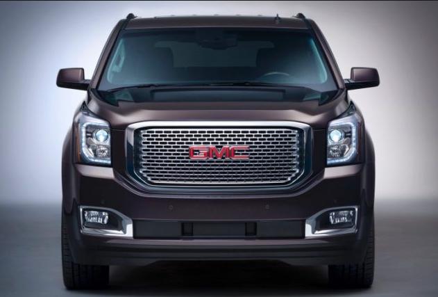 Gmc Yukon 2018 Design Review Price Rumors Mobil