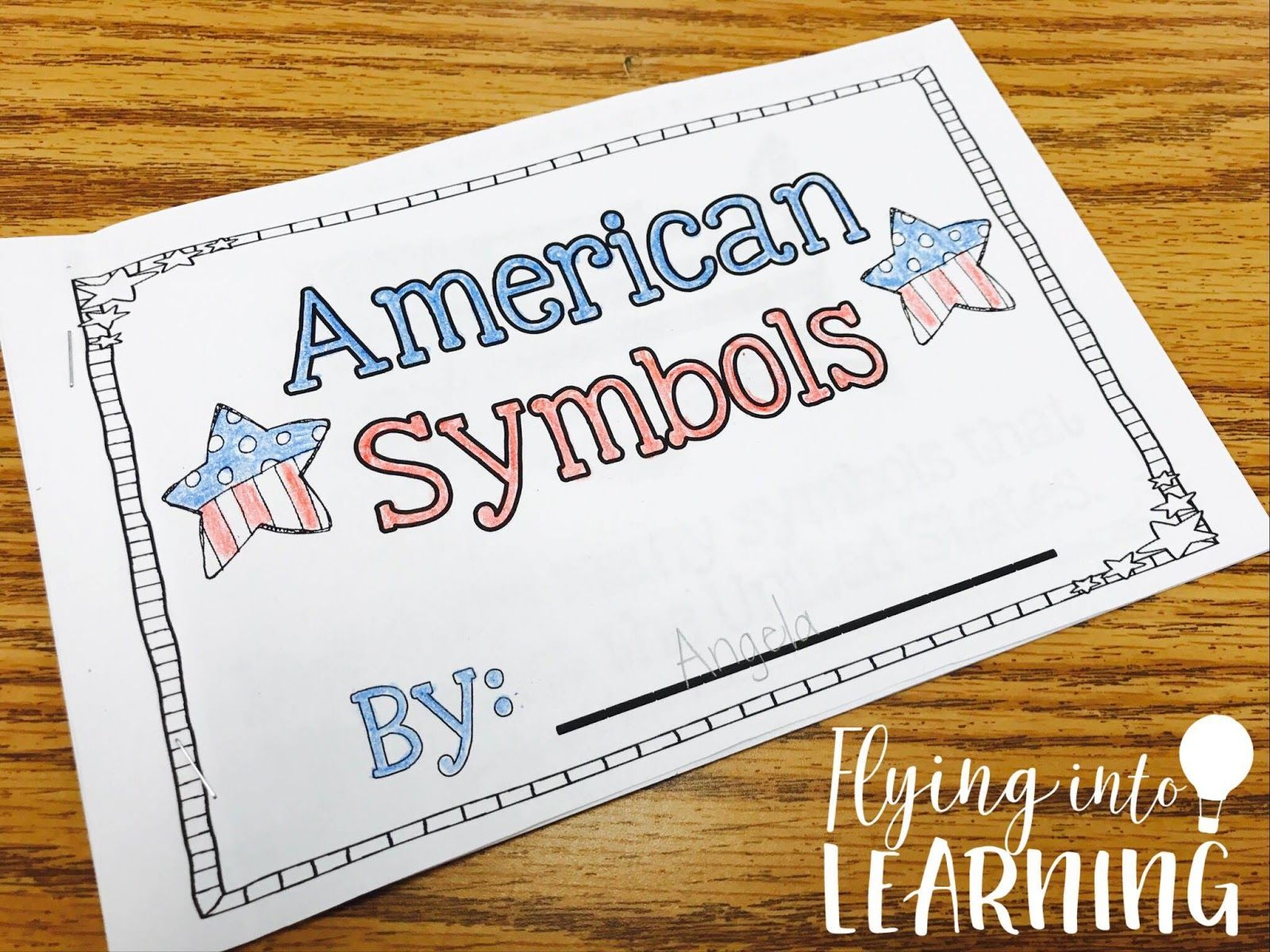 Teaching Ideas For American Symbols With Images