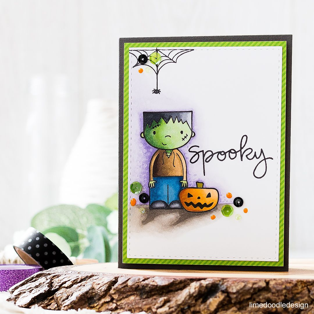 Pin by maggie pozzi on halloween cards pinterest halloween simon says stamp ghostly greetings kit halloween card by debby hughes kristyandbryce Images