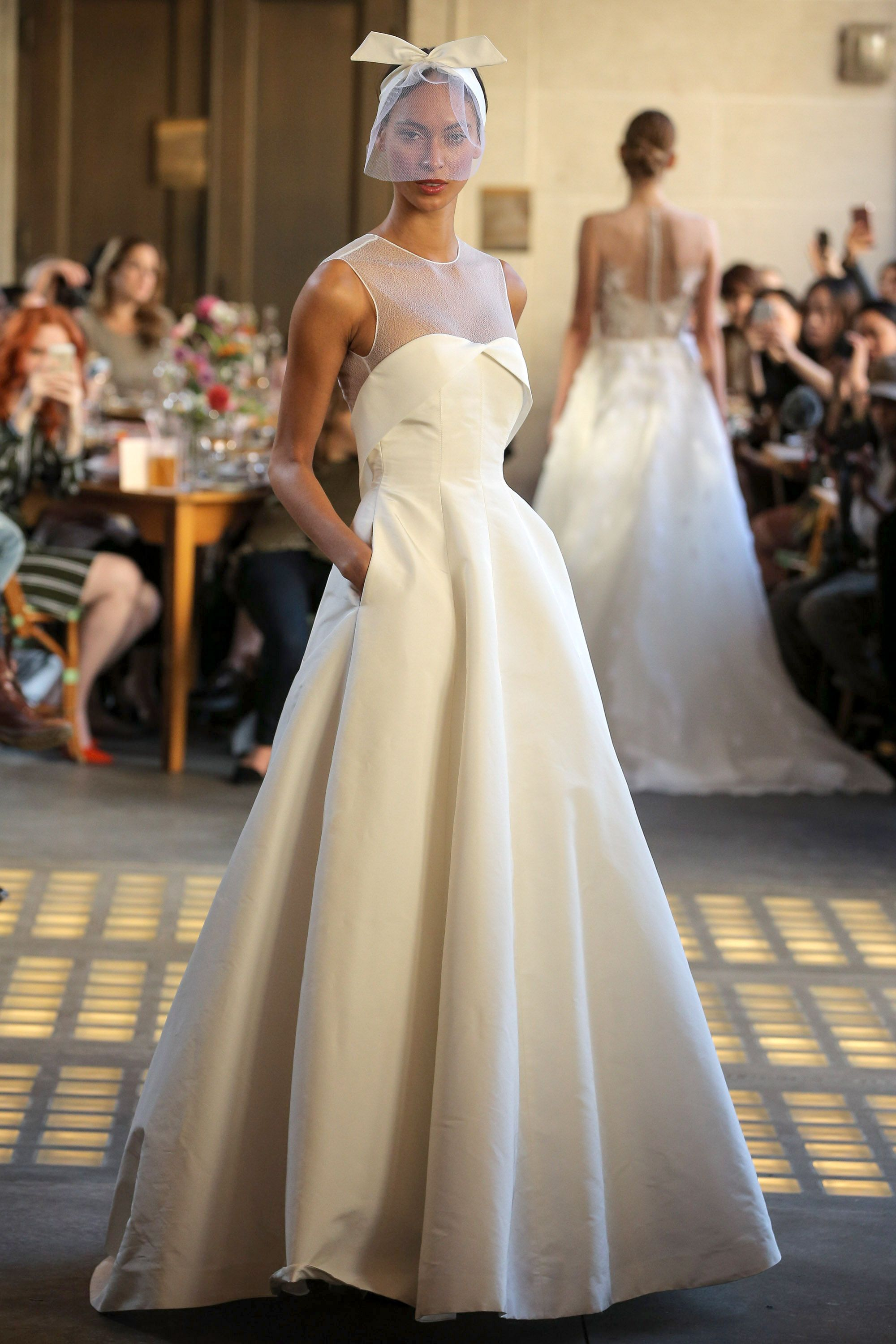 photo Best of Bridal Fashion Week: 25 Wedding Gowns From Marchesa, Vera Wang, andMore
