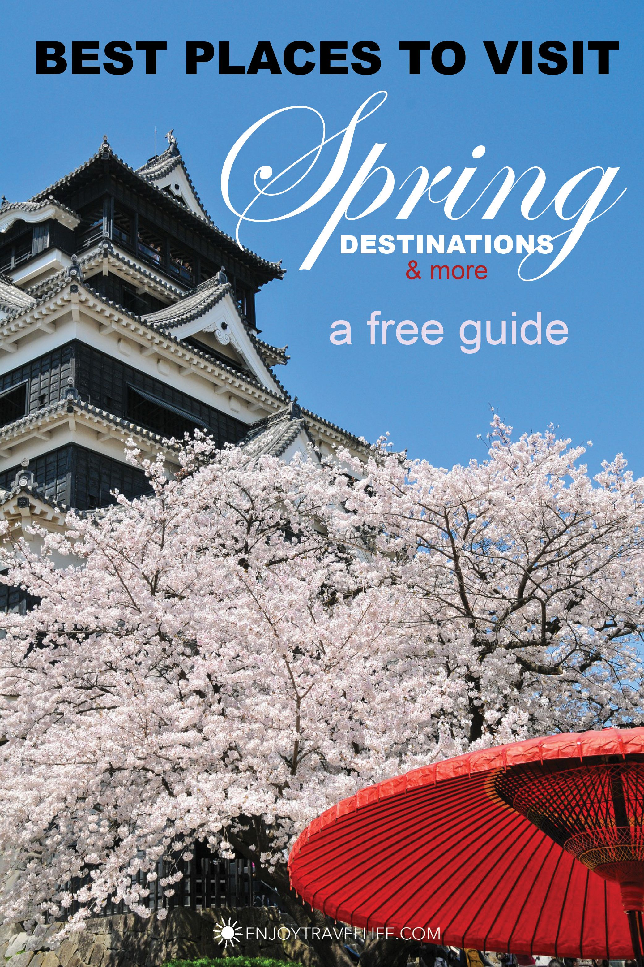 Travel Guide When To Visit Dreamy Destinations Around The World Travel Destinations Asia Asia Travel Japan Travel