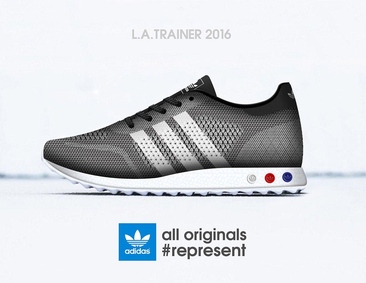 Adidas Design Task 4 of 4 on Behance