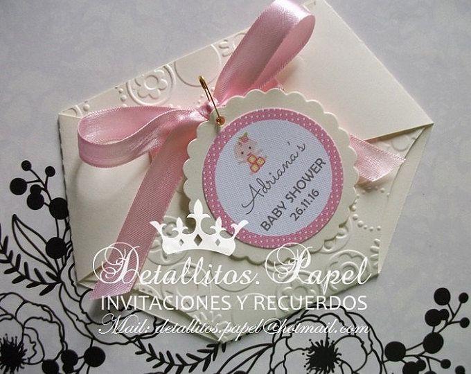 Baby shower Invitation, Diaper invitation, Baby Shower invitation - diaper invitation